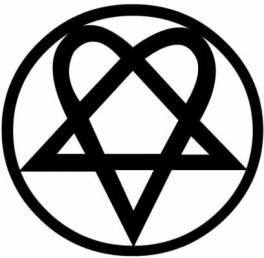 Heartagram_HIM_logo